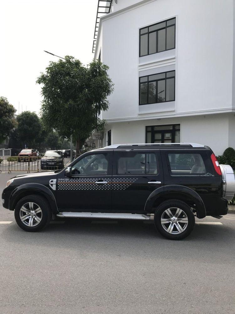 Bán Ford Everest AT sản xuất năm 2011 số tự động, giá chỉ 468 triệu