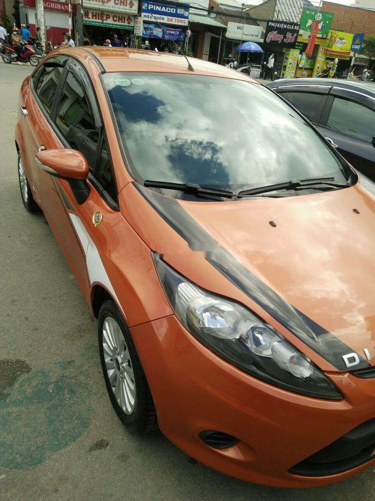 Bán xe Ford Fiesta đời 2011 số tự động, 310tr