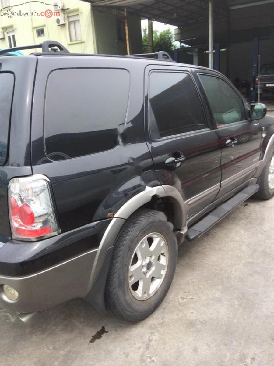 Bán xe Ford Escape 2.3 AT năm sản xuất 2006, màu đen