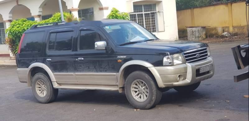 Cần bán Ford Everest đời 2005 giá tốt