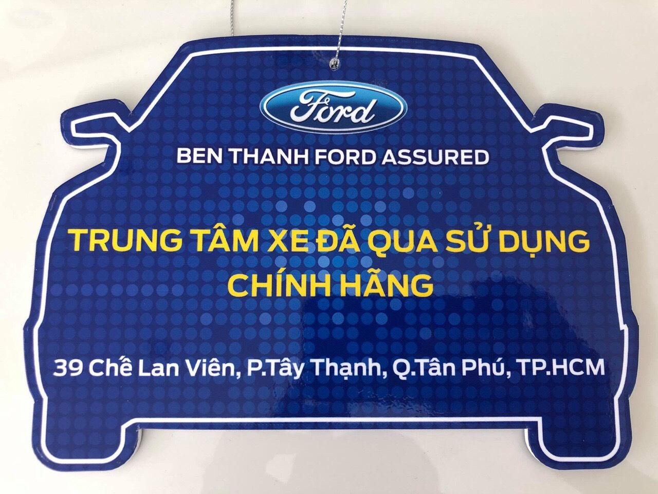 Bán ô tô Ford Fiesta 1.5 L AT Titanium năm sản xuất 2014, màu nâu hổ phách