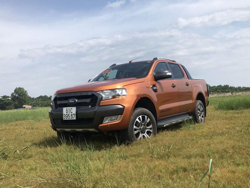Cần bán Ford Ranger 3.2 2015, nhập khẩu