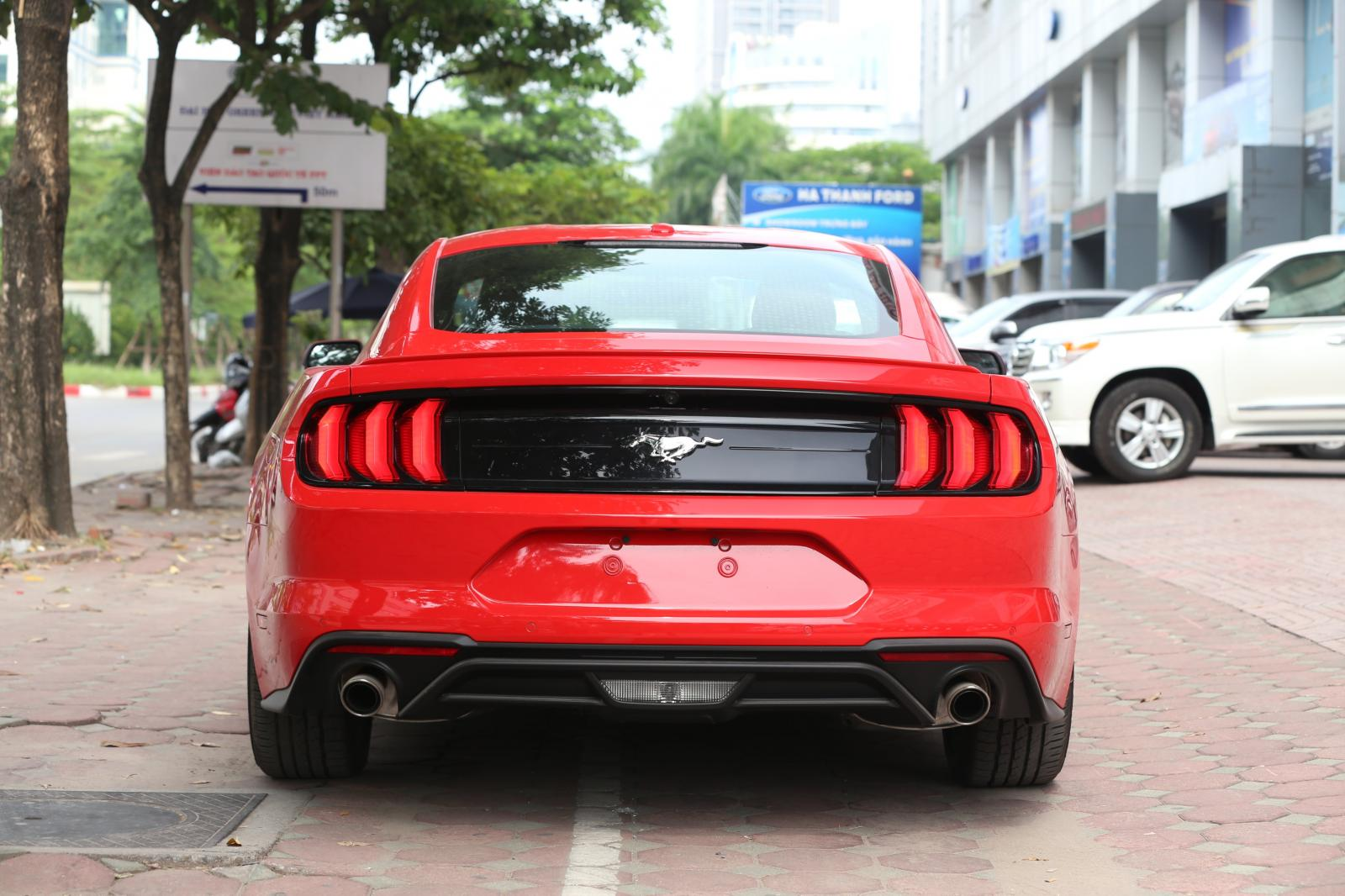 Ford Mustang 2.3 EcoBoost Fastback 2019, màu đỏ