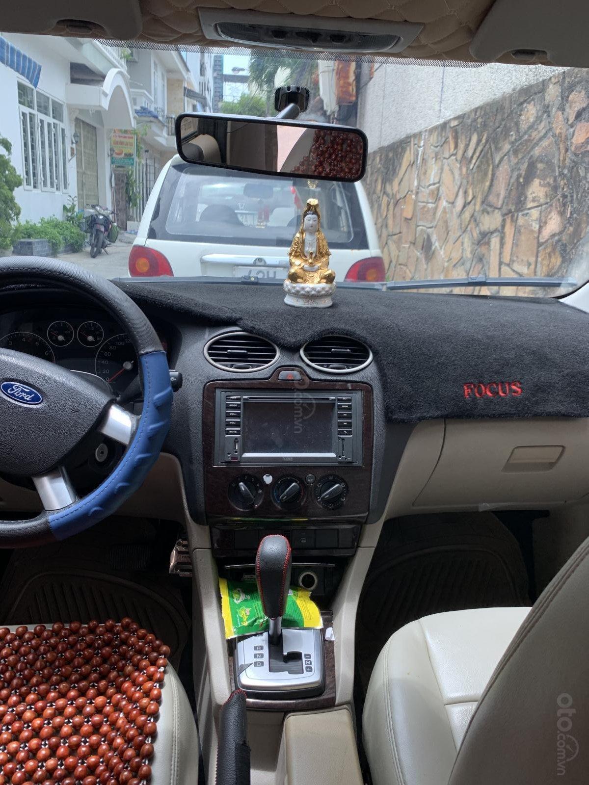 Bán Ford Focus số tự động, đăng kí lần đầu tháng 10/2007