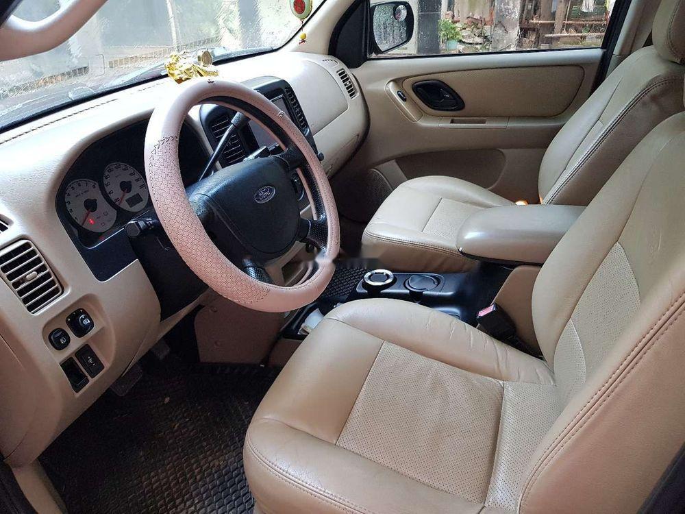 Bán Ford Escape đời 2004, màu đỏ chính chủ, giá 245tr