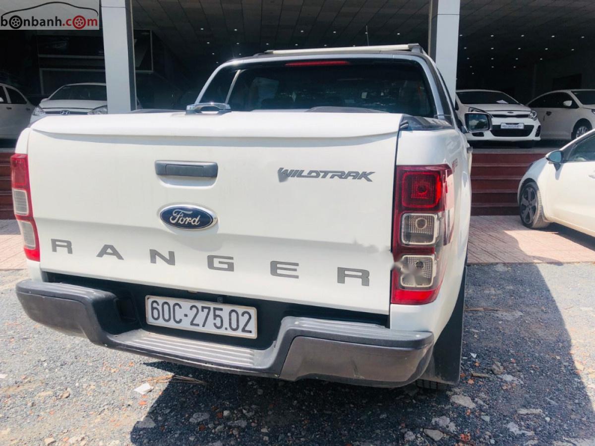 Bán xe Ford Ranger 2013, màu trắng, nhập khẩu, giá tốt