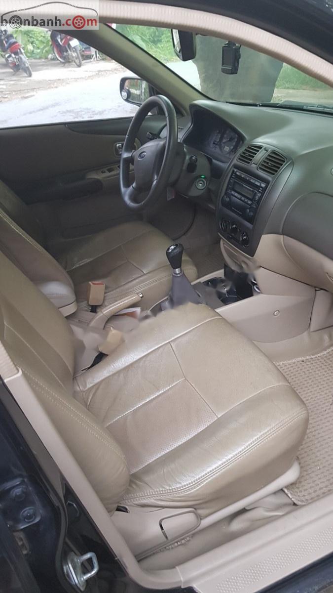 Bán Ford Laser năm sản xuất 2003, màu đen, số sàn