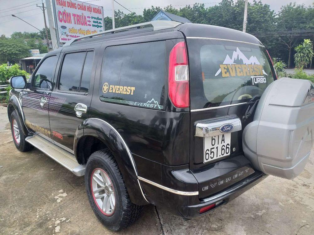 Bán Ford Everest sản xuất năm 2009, màu đen số sàn giá cạnh tranh