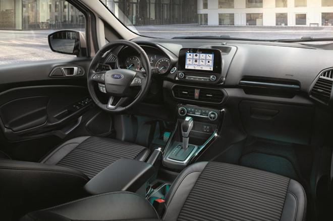 Ford Ecosport 2019 xe mới 100% từ đại lý Western Ford giá chỉ từ 520 triệu
