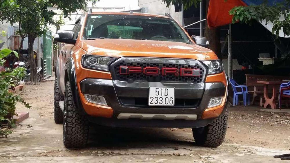 Bán Ford Ranger đời 2017, chính chủ