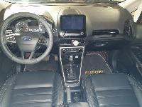 Bán xe Ford EcoSport Titanium đời 2018, màu nâu