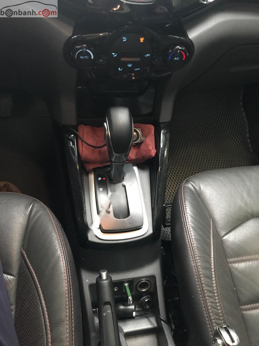 Cần bán lại xe Ford EcoSport Titanium Black 1.5L AT năm 2016, màu trắng