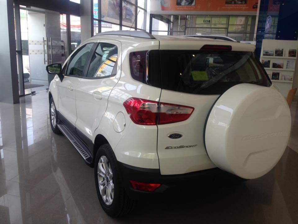 Bán Ford EcoSport Titanium 1.5 năm 2019, màu trắng