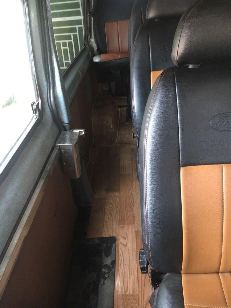 Bán xe Ford Transit 2008, màu bạc, giá 225tr