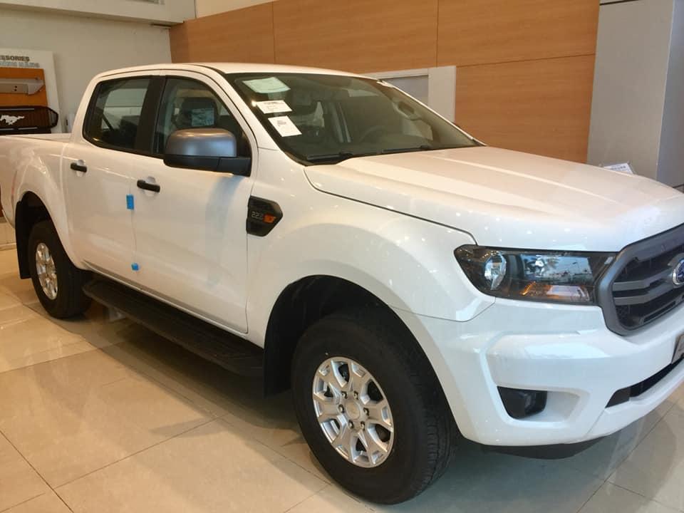 Bán Ford Ranger XLS MT năm sản xuất 2019 mới 100%, màu trắng, xe nhập