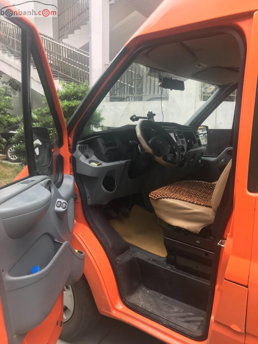 Bán Ford Transit Van 2.4L đời 2009, màu nâu, giá chỉ 270 triệu