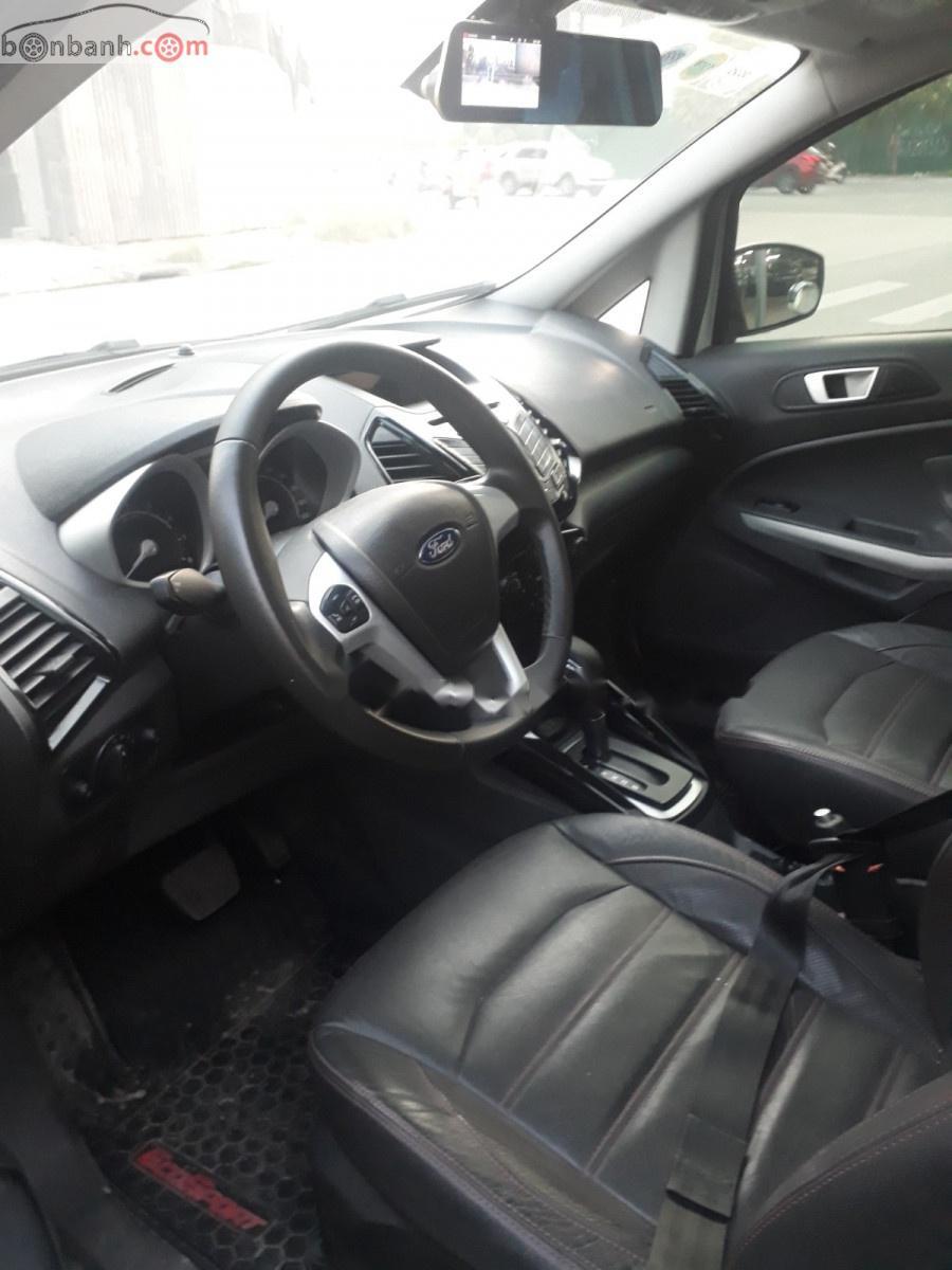 Xe Ford EcoSport sản xuất 2017, màu trắng, giá 515tr