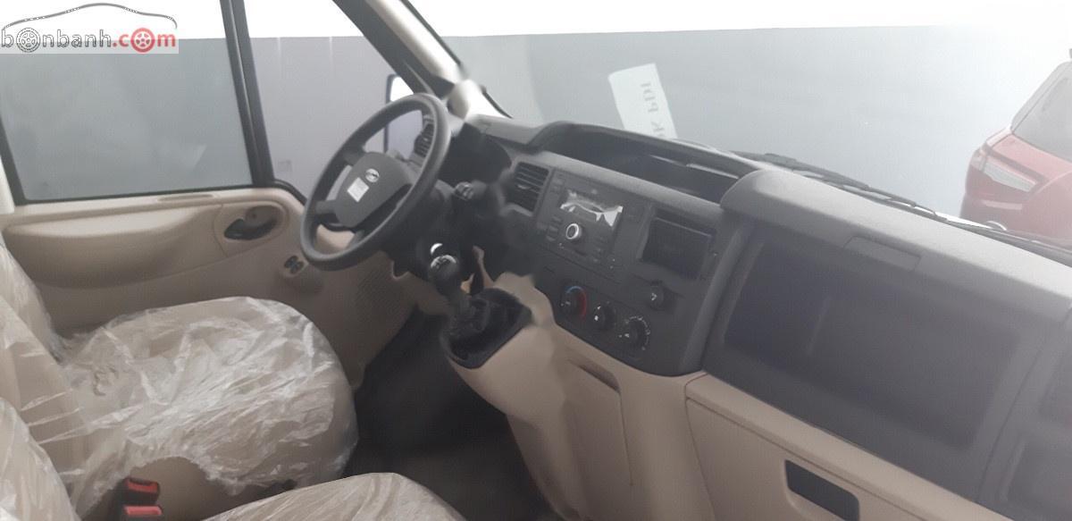 Bán Ford Transit Luxury năm sản xuất 2019, màu bạc, giá tốt