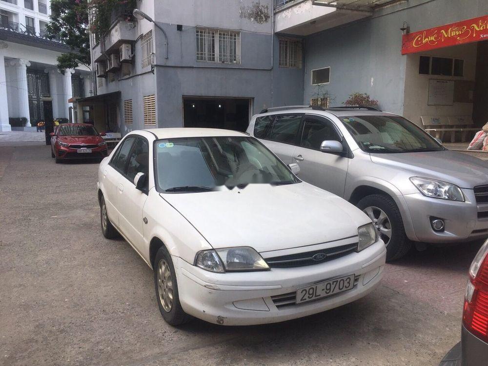 Bán Ford Laser đời 2000, màu trắng, nhập khẩu