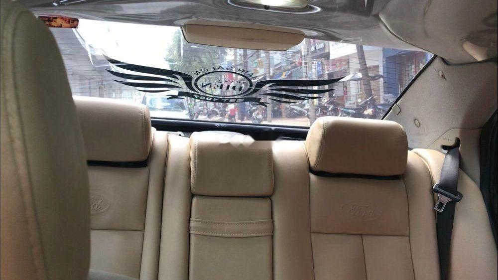 Gia đình bán xe Ford Mondeo 2.5 V6 2004, màu đen, nhập khẩu
