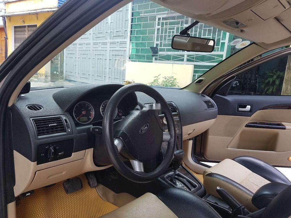 Bán Ford Mondeo 2004, màu nâu, 176tr