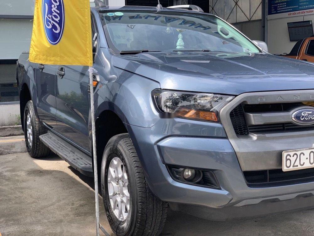 Bán Ford Ranger XLS sản xuất 2017, nhập khẩu, giá 555tr