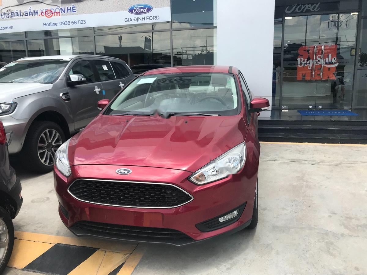 Bán xe Ford Focus Trend 1.5L năm 2019, màu đỏ
