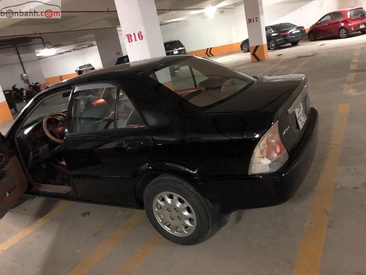 Bán Ford Laser đời 2001, màu đen, nhập khẩu, giá tốt