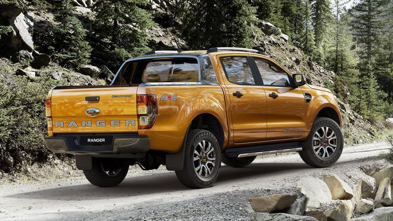 Bán Ford Ranger 2019 KM khủng, vay ngân hàng lên đến 90%, 120tr giao xe tận nhà