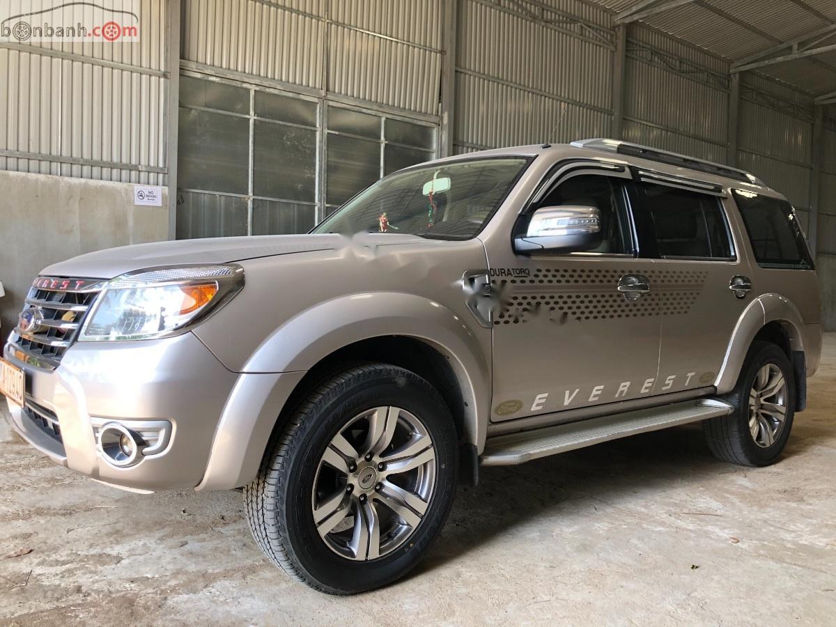 Bán Ford Everest đời 2012, xe nhập, xe gia đình