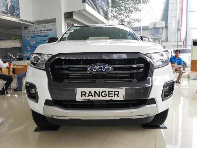 Chi nhánh Ford tại Sơn La bán Ranger Wildtrak bản cao cấp nhất 2019, giá tốt nhất thị trường LH: 0941921742