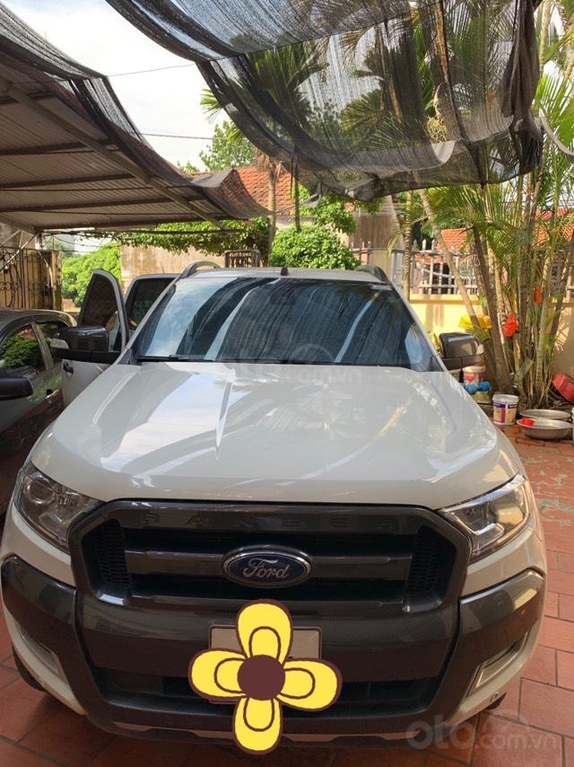 Bán ô tô Ford Ranger Wiltrak 3.2 năm sản xuất 2017 giá tốt