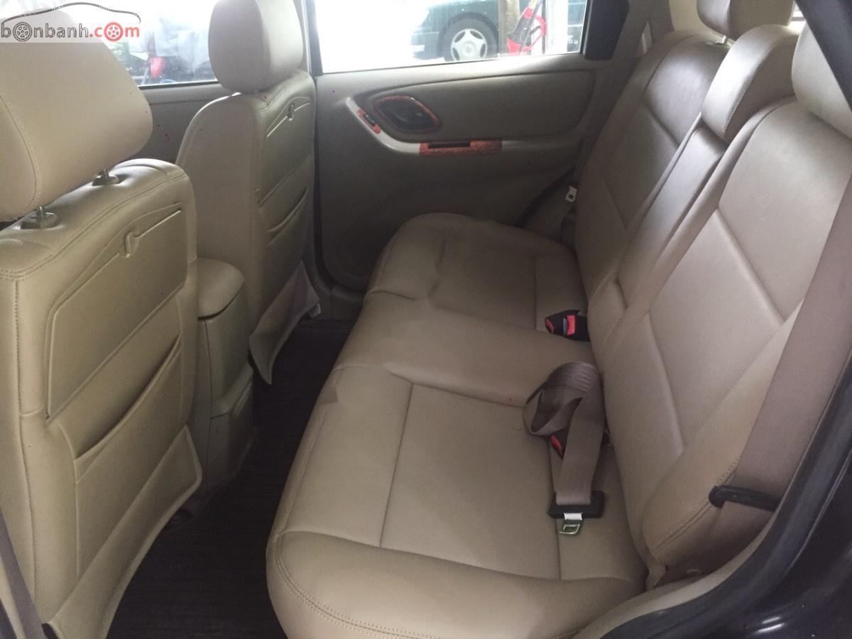 Bán Ford Escape đời 2005, màu đen, số tự động