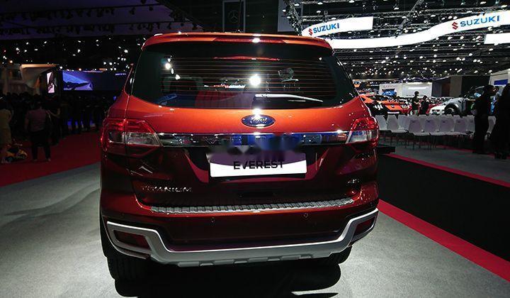 Cần bán Ford Everest sản xuất năm 2019, màu đỏ, xe nhập