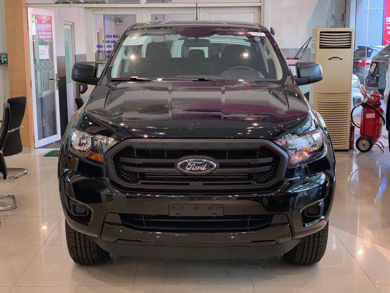 Ford Ranger đủ các bản nhiều màu có sẵn