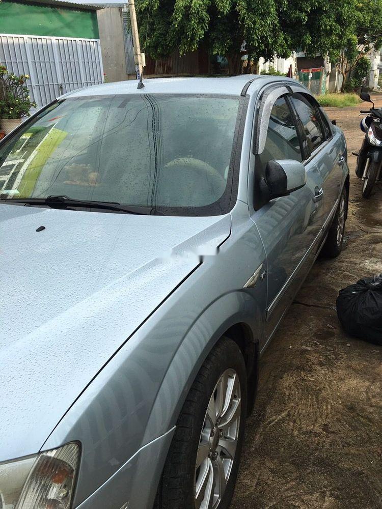 Bán Ford Mondeo 2004, màu bạc, xe nhập, giá tốt