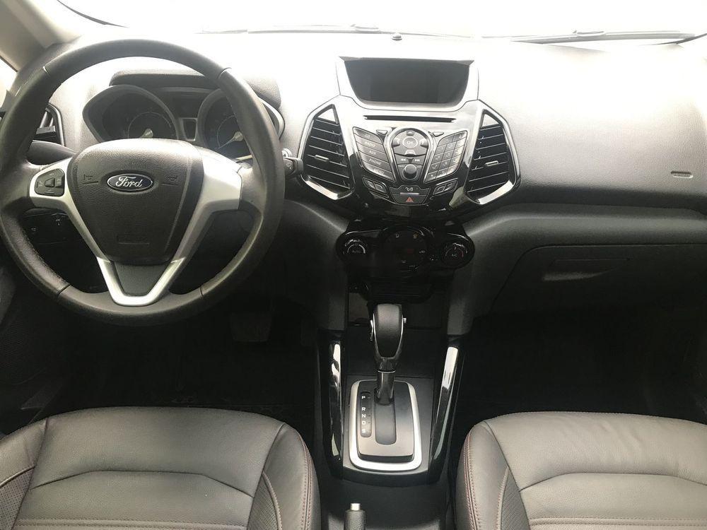 Bán Ford EcoSport đời 2017, màu trắng, xe như mới