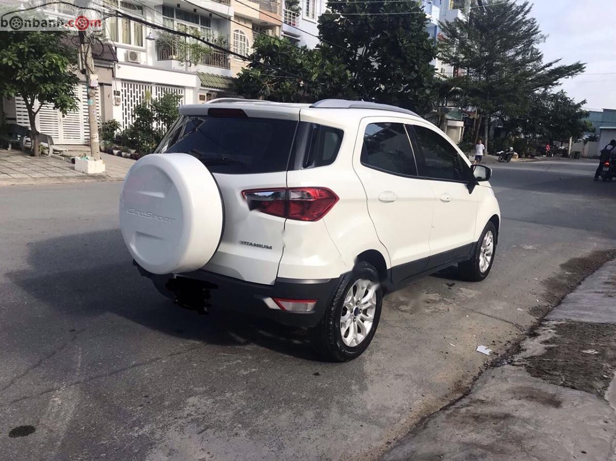Bán ô tô Ford EcoSport đời 2016, màu trắng chính chủ