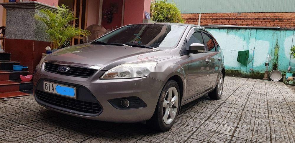 Cần bán gấp Ford Focus sản xuất năm 2012 xe gia đình, giá 355tr