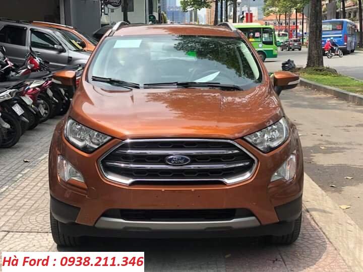 Bán Ford EcoSport sản xuất 2019, giá chỉ từ 515 triệu, liên hệ 0938211346 để nhận những ưu đãi hấp dẫn mới nhất