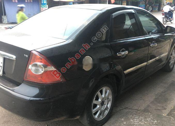 Bán xe Ford Focus đời 2007, màu đen, giá chỉ 205 triệu