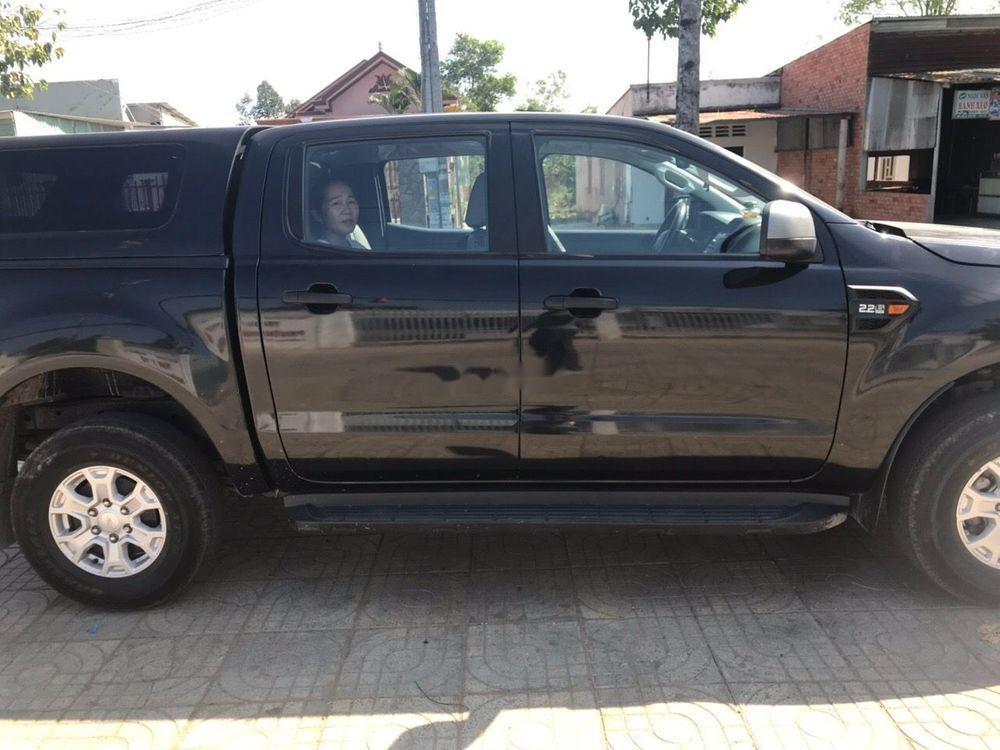 Bán Ford Ranger sản xuất 2016, màu đen