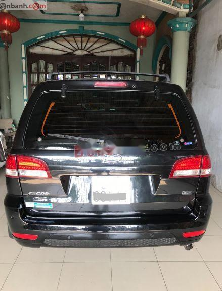 Bán Ford Escape XLS 2.3L 4x2 AT đời 2010, màu đen