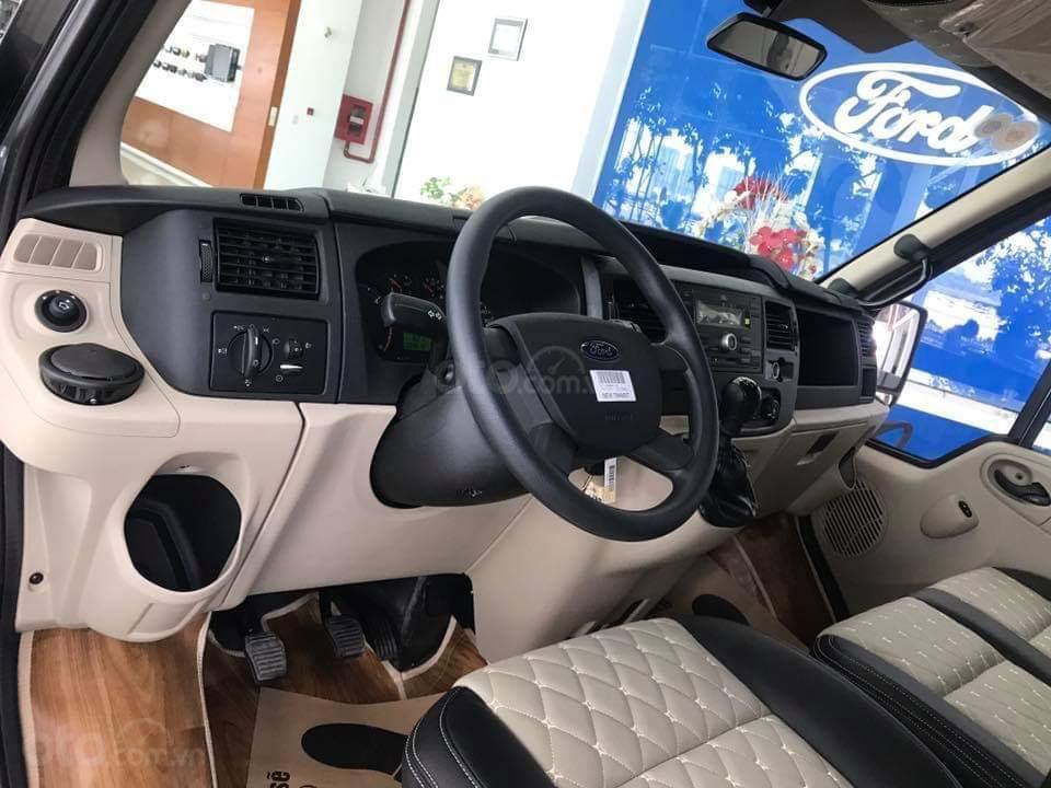 Bán Ford Transit 2019, giảm giá mạnh trong tháng 9, NH hỗ trợ lên đến 90/%, giao xe ngay