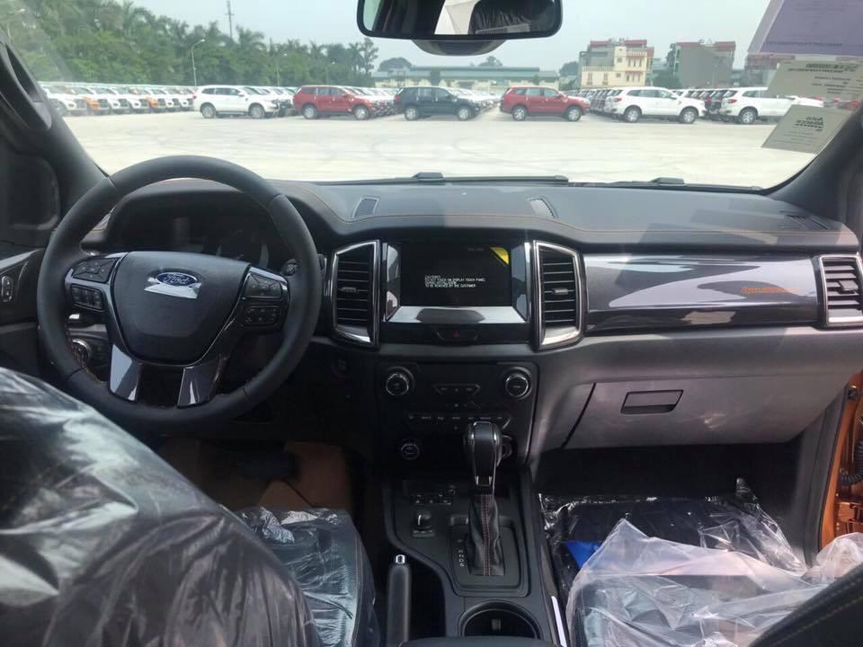 Bán Ford Ranger Wildtrak 2.0L BiTurbo 2019, đủ màu, giao xe ngay, hỗ trợ 80% giá trị xe