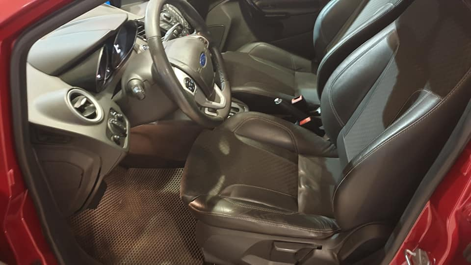 Bán ô tô Ford Fiesta Ecoboost 2014, màu đỏ, giá tốt