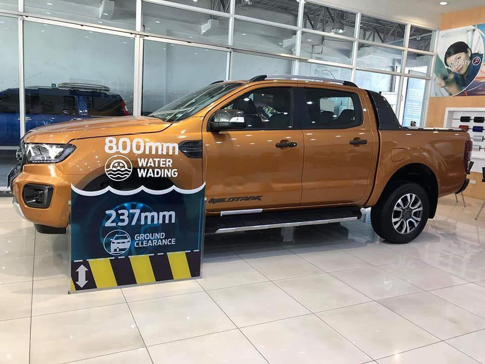 Cần bán Ford Ranger Wildtrak 2019, nhập khẩu