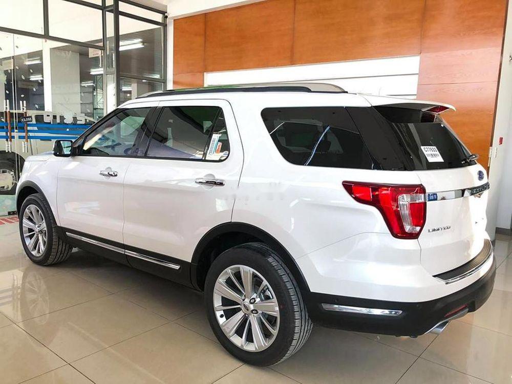 Bán Ford Explorer đời 2019, màu trắng, nhập khẩu