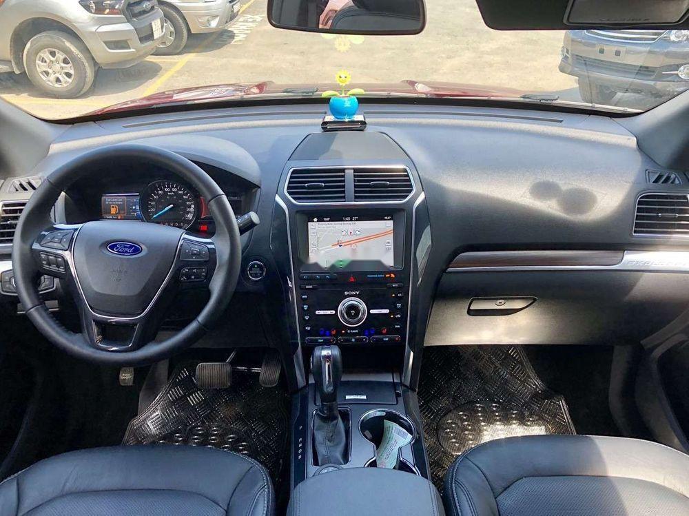 Bán Ford Explorer Limited năm 2018, nhập khẩu