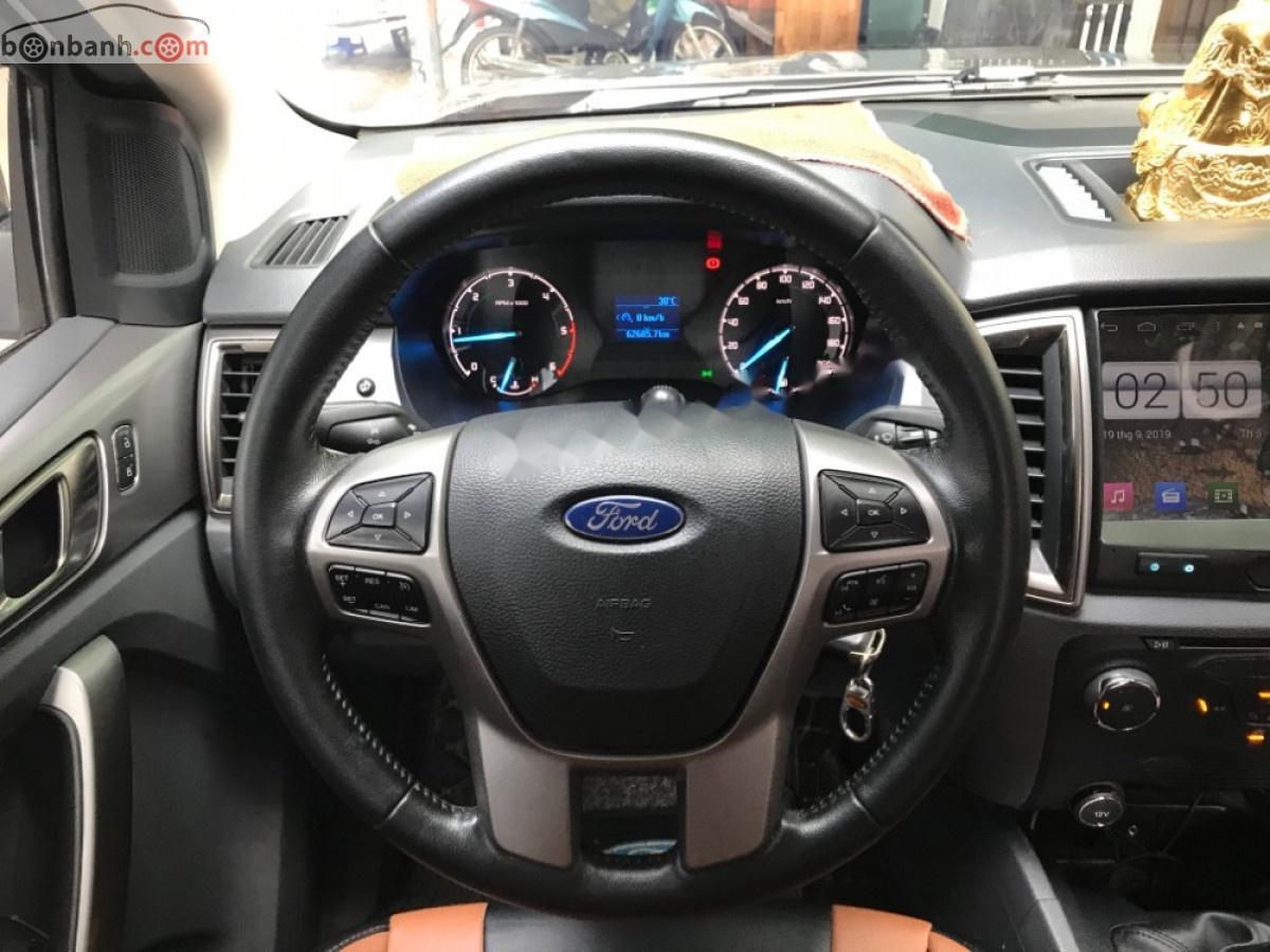 Cần bán lại xe Ford Ranger năm 2016, màu kem (be), xe nhập chính chủ, giá tốt